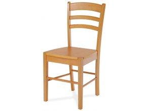 Jídelní židle AQ-0927 PĚT BAREV MOŘENÍ DŘEVA