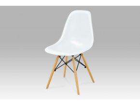 Jídelní židle AQ-S288 WHITE